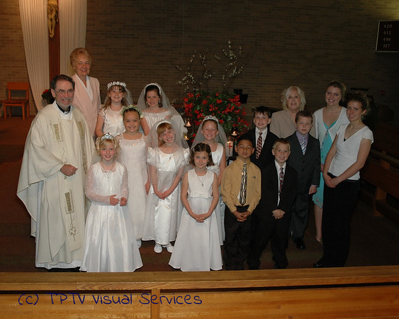 2007 Our Lady of Mt. Carmel 1st Communion