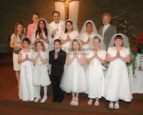 2008 Our Lady of Mt. Carmel 1st Communion