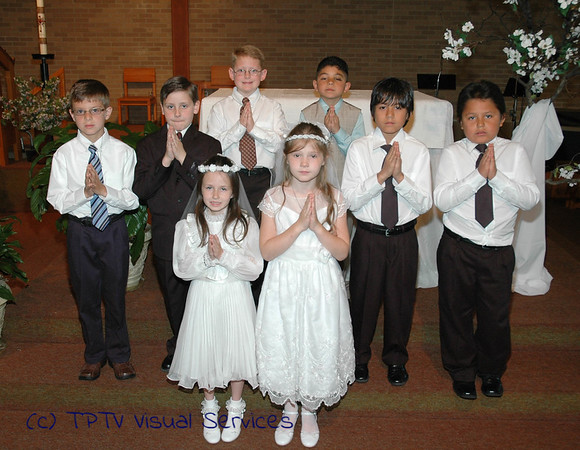 2009 Our Lady of Mt. Carmel 1st Communion