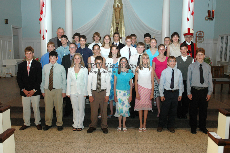 2005 St. Richard's Confirmation