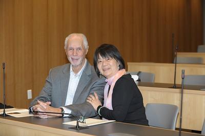 Prof. Victor Goode & Prof. Julie Lim