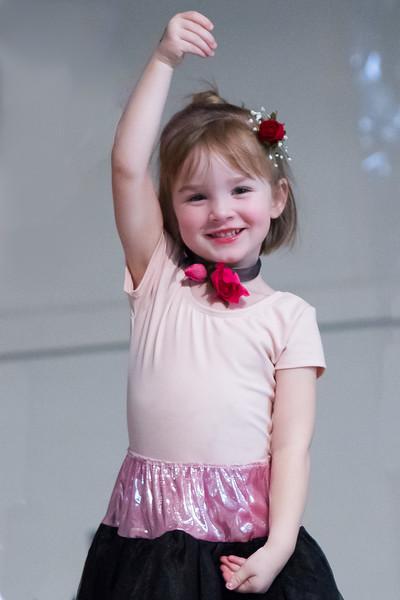 Natalie Christmas Ballet - 2014