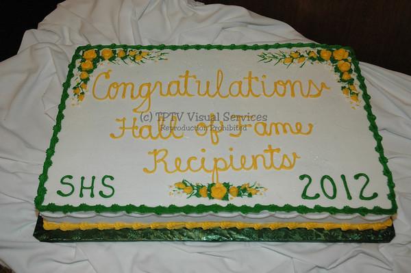 Start H. S. Hall of Fame - 2012