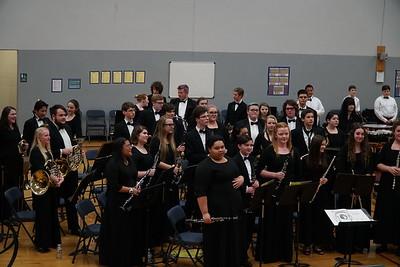 2017-02 CSD Multi Band Concert