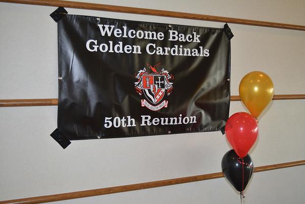 Cardinal Stritch HS - Class of 1966 - 50th Reunion