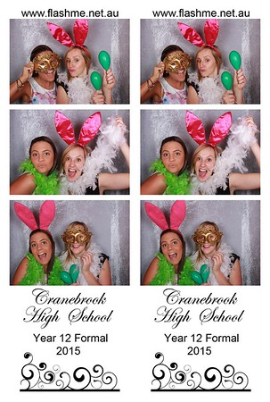 Cranebrook High School Year 12 Formal - 10 November 2015