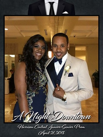 2018 Harrison Central Prom