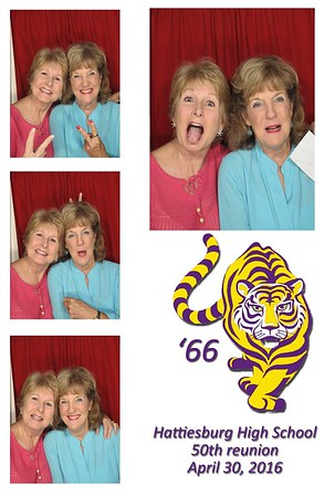 Hattiesburg High 50th Reunion