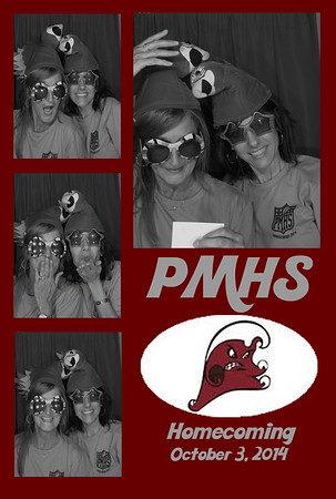 PMHS Homecoming 2014