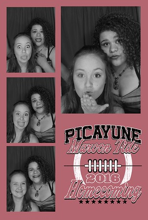 Picayune Memorial High School Homecoming 2016