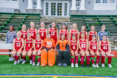 Girls varisty Field Hockey