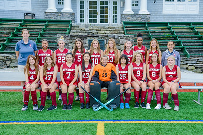 Girls JV Field Hockey