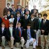 The Class of 2009 members of Keo-Kio. (November 20, 2008)