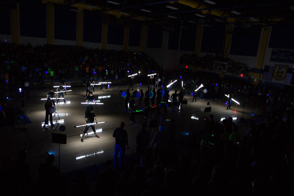 Blackout Peprally