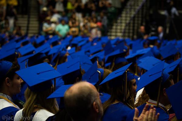 Frisco High School Graduation- Class of 2015