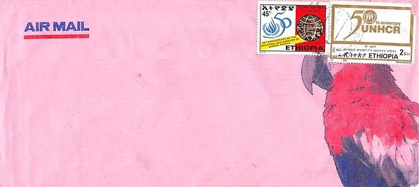Ethiopian Stamps