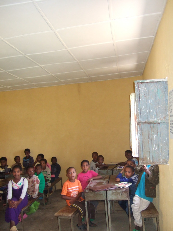 Students in this classroom