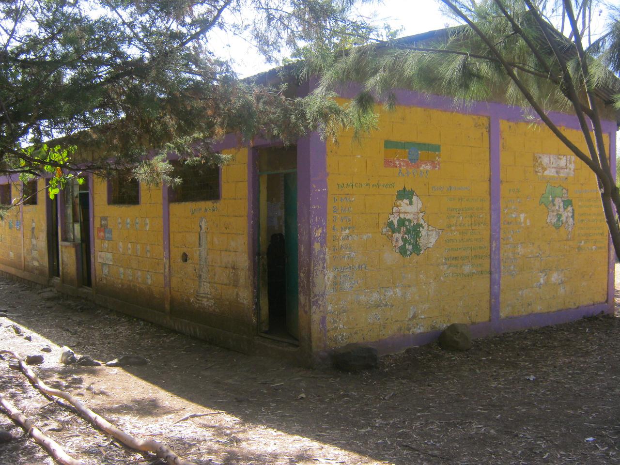 School classrooms