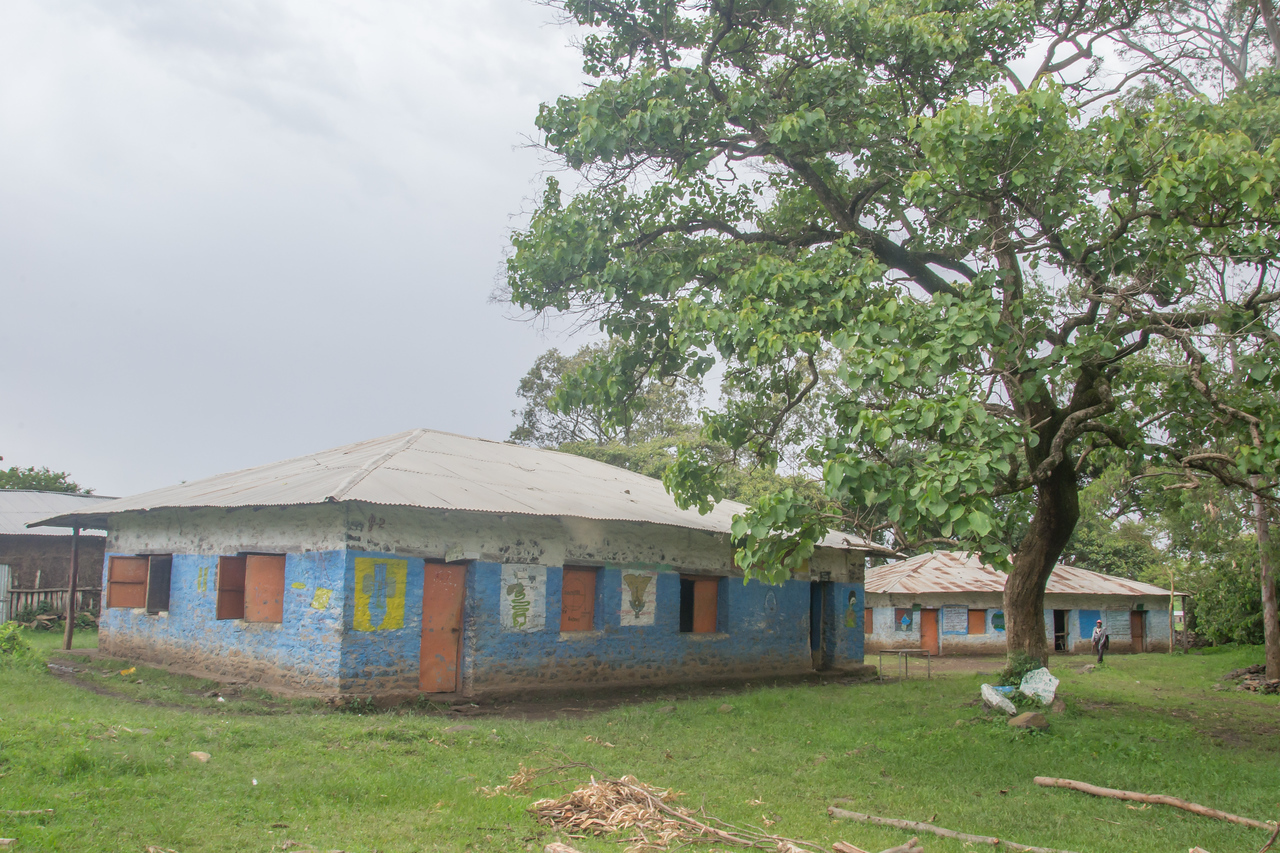 Classroom and grounds