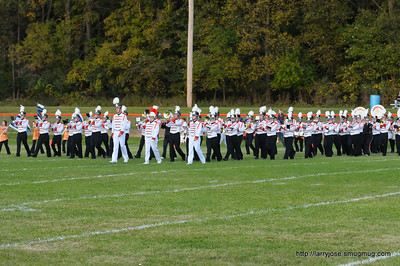 Jonesville Marching Band 2