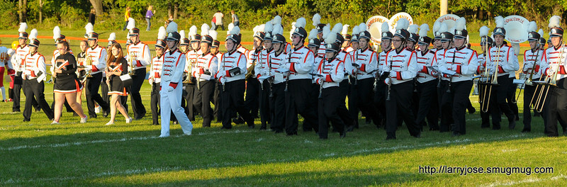 Jonesville Marching Band