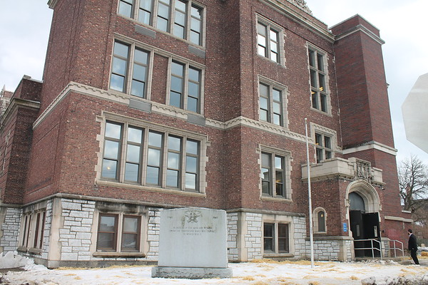 School One Lofts project in North Central Troy