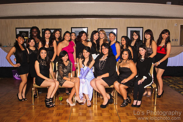Delta Zeta Kappa - Fall Formal 2011
