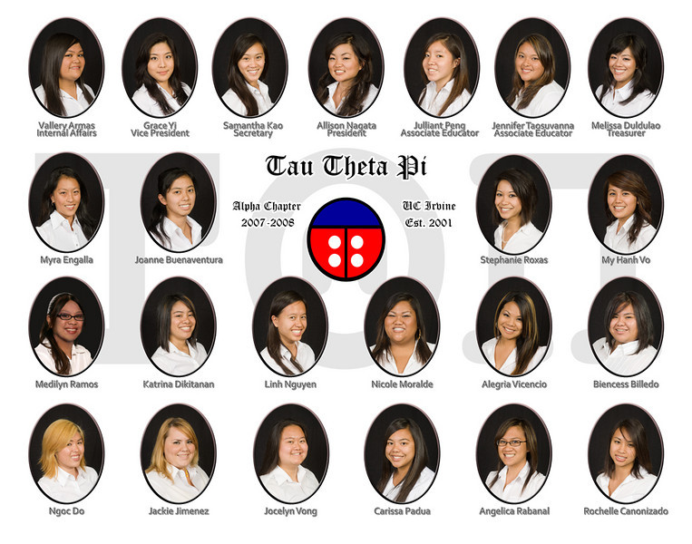 Tau Theta Pi - Alpha Chapter - Composite Previews - 2008