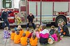 Mansfield 1st EPC Preschool - Fire Station Field Trip - October 23, 2018