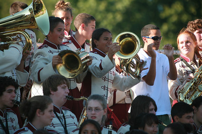 Marching Band 9-7-2008