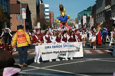 Stamford Balloon Parade - 2008