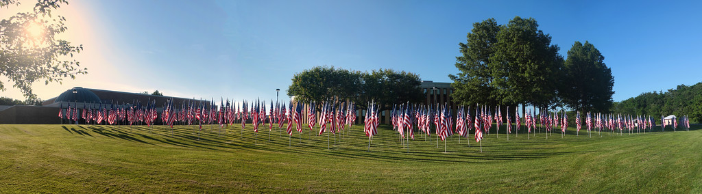 Field of Honor Panorama