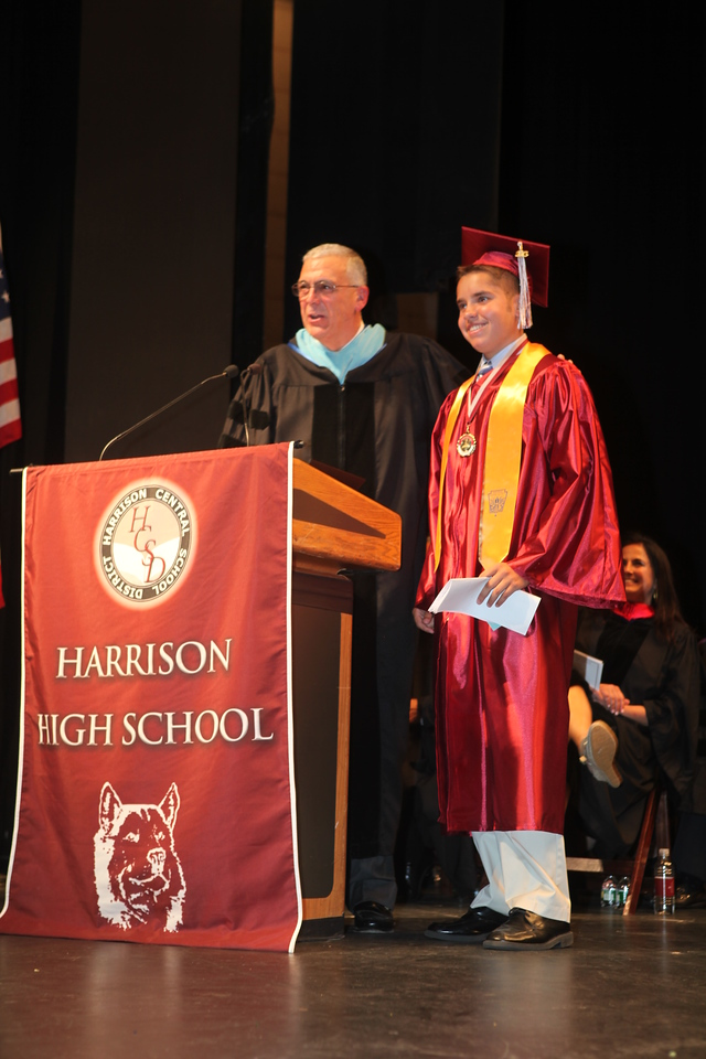 HHS Graduation - Click for more Hat Shots!