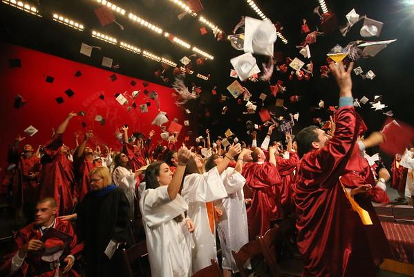 HHS Graduation 2015