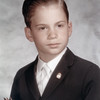 1968 Photo, start 2nd grade in 68, Communion in May 69