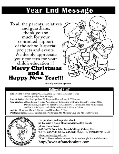 SFAMSC Newsletter December 2011 Page 12