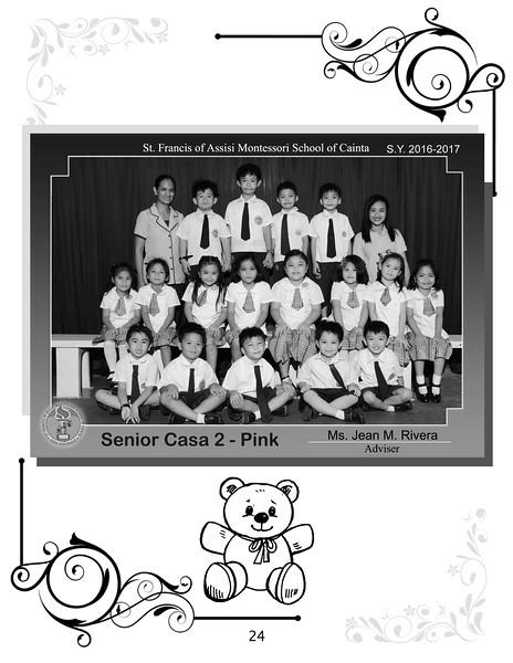 SFAMSC Yearbook 2016-2017