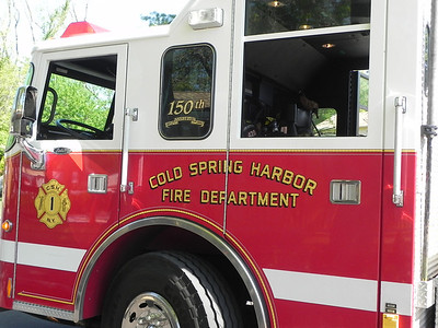 Cold Spring Habor Fire Department  Visit