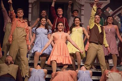 Royalaires Dress Rehearsal 2.24.17