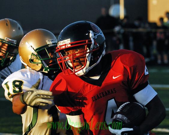Clackamas Varsity Football vs. Jesuit '08