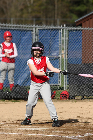 2010 Middle School Softball