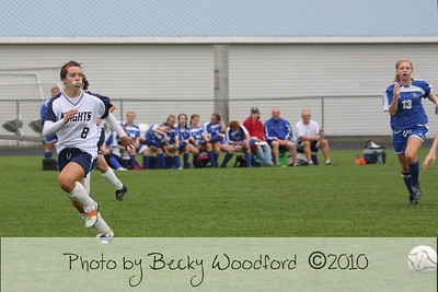 PRHS vs Sacopee Valley 9/30/2010