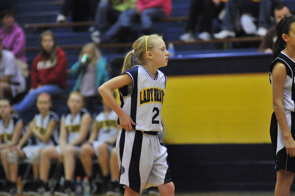 GCMS Girls 6th Basketball 2011-12