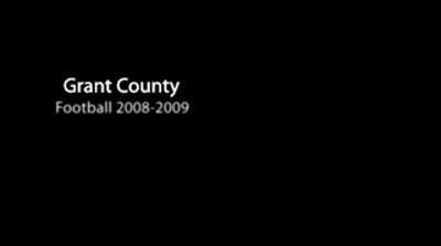 GCHS Football Video 08_09 3