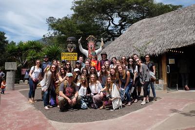 Ecuador and the Galapagos 2018