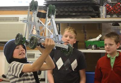 Mount Everett Middle School Robotics - 021617