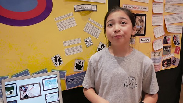 Gr. 5 PYP Exhibition
