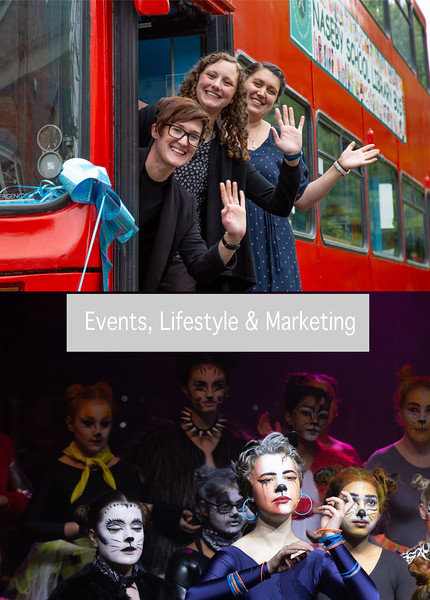 Events lifestyle and marketing