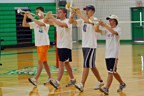 2009-08-04: Band Camp Day 2