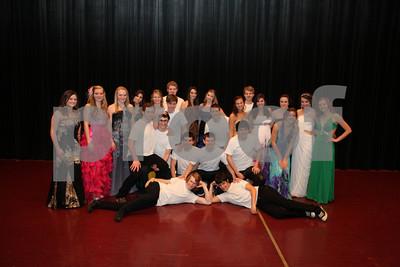 Mr. Beaver High 2012